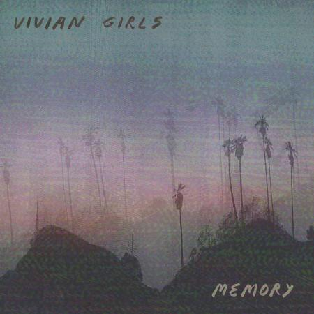 VIVIAN GIRLS, memory cover