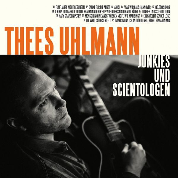 THEES UHLMANN, junkies und scientologen cover