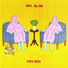 Cover MAL BLUM, pity boy