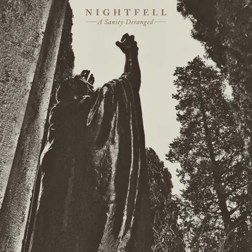 NIGHTFELL, a sanity deranged cover