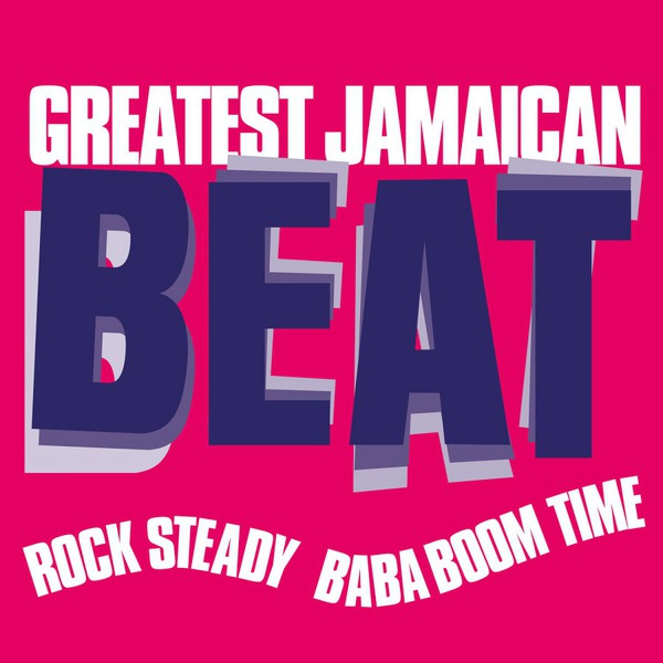 Cover V/A, greatest jamaican beat
