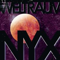WELTRAUM, nyx cover