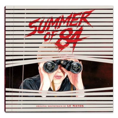 O.S.T. (LE MATOS), summer of `84 cover