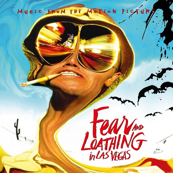 Cover O.S.T., fear and loathing in las vegas
