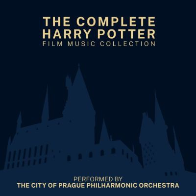 O.S.T. (J.WILLIAMS/P.DOYLE/N.HOOPER/A.DESPLAT), the complete harry potter film music collection cover