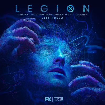 O.S.T. (JEFF RUSSO), legion season 2 score cover