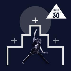 THE CULT, sonic temple (30th anniversary) cover
