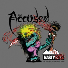 ACCUSED, nasty cuts (1991-1993) cover