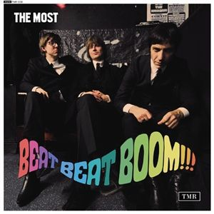 THE MOST, eat beat boom cover