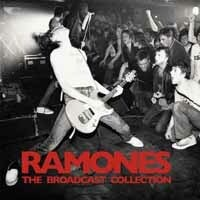 RAMONES, the ramones broadcast edition cover