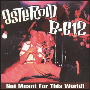 ASTEROID B-612, not meant for this world! cover
