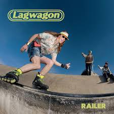 LAGWAGON, railer cover