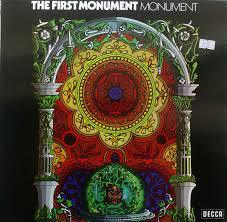 MONUMENT, the first monument cover