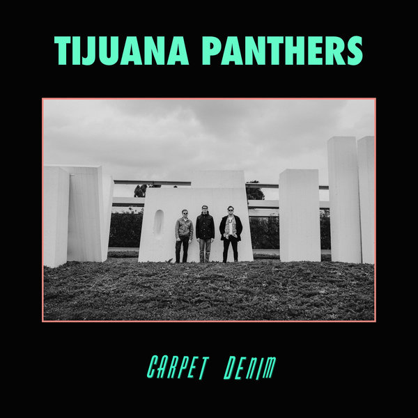 TIJUANA PANTHERS, carpet denim cover