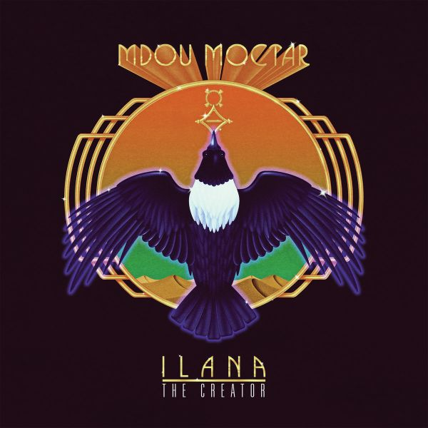 MDOU MOCTAR, ilana (the creator) cover