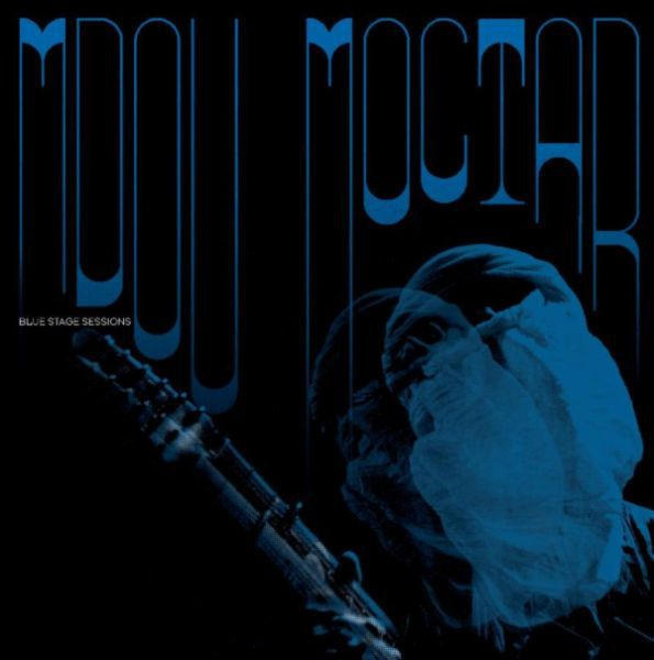 MDOU MOCTAR, blue stage sessions cover