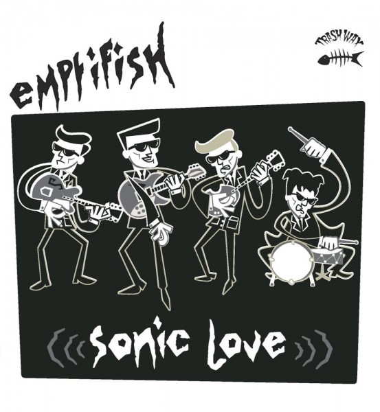 EMPTIFISH, sonic love cover