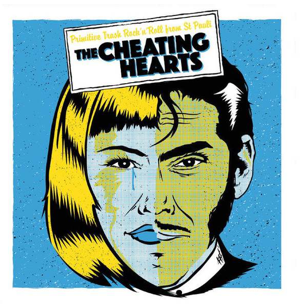 CHEATING HEARTS, s/t cover