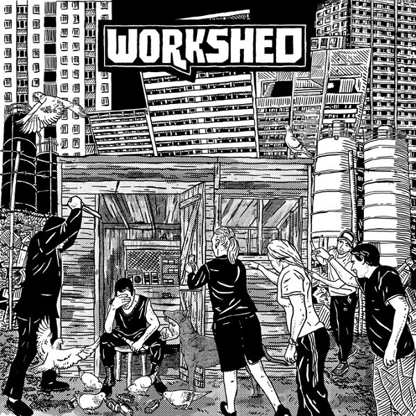 WORKSHED, s/t cover