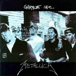Cover METALLICA, garage inc.