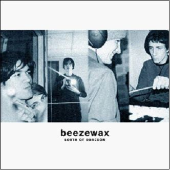BEEZEWAX, south of boredom cover