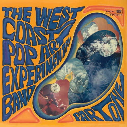 WEST COAST POP ART EXPERIMENTAL BAND, part one cover