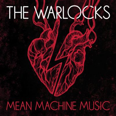 WARLOCKS, mean machine music cover
