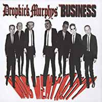 DROPKICK MURPHY´S / BUSINESS, mob mentality cover