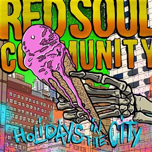 RED SOUL COMMUNITY, holidays in the city cover