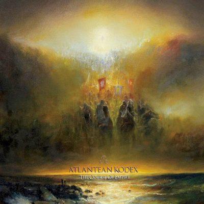 ATLANTEAN KODEX, the course of empire cover