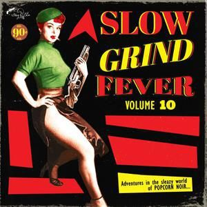 V/A, slow grind fever 10 cover