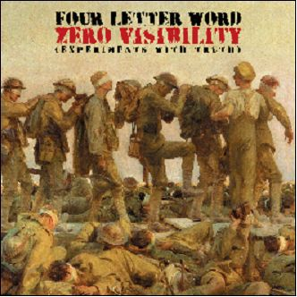 FOUR LETTER WORD, zero visibility cover