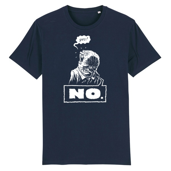 FUFU FRAUENWAHL, yes/no (boy), deep navy cover