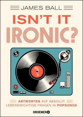 JAMES BALL, isn´t it ironic cover