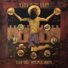 YEAR OF THE GOAT, novis orbis terrarum ordinis cover