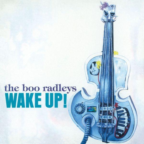BOO RADLEYS, wake up cover