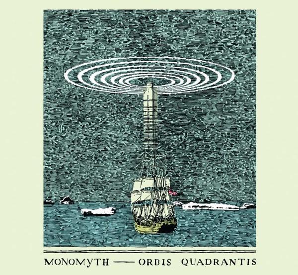 MONOMYTH, orbis quadrantis cover