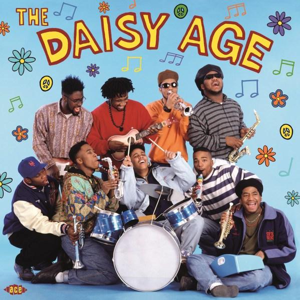 V/A, the daisy age cover