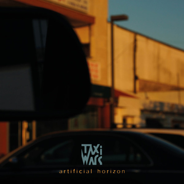 TAXI WARS, artficial horizon cover