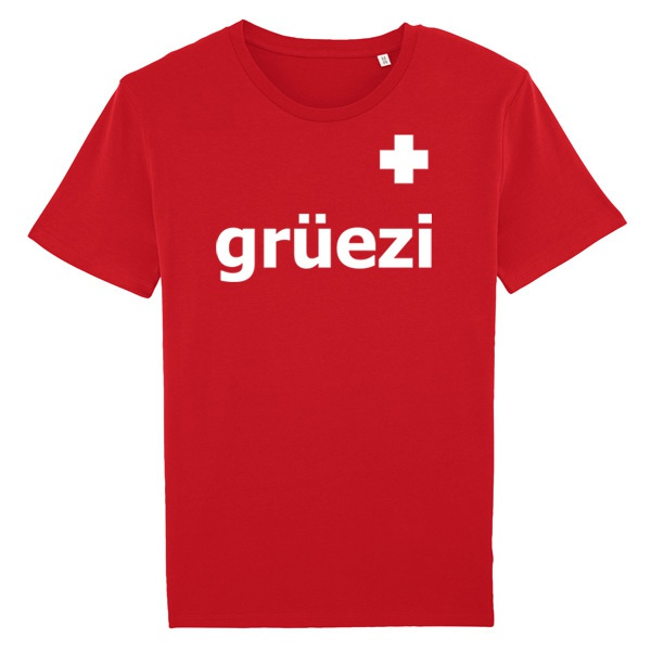 ORANGE BEAT, gruezi (boy), red cover