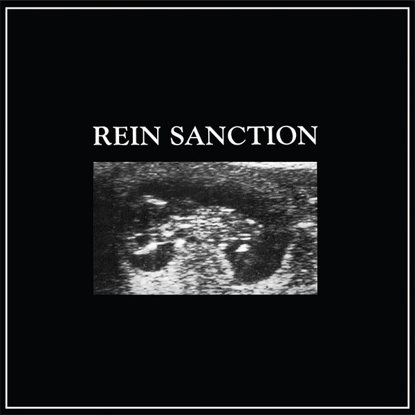 REIN SANCTION, s/t cover