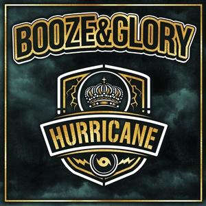 BOOZE & GLORY, hurricane cover