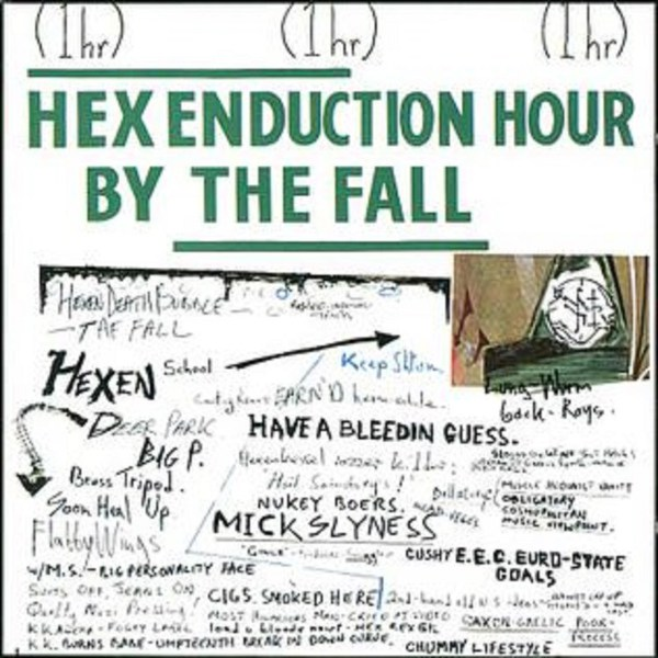 FALL, hex enduction hour (deluxe) cover