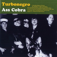 TURBONEGRO, ass cobra (re-issue) cover