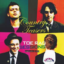 COUNTRY TEASERS, toe rag sessions september 1994 cover