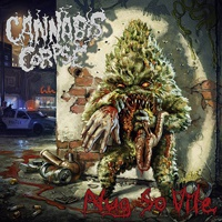 CANNABIS CORPSE, nug so vile cover