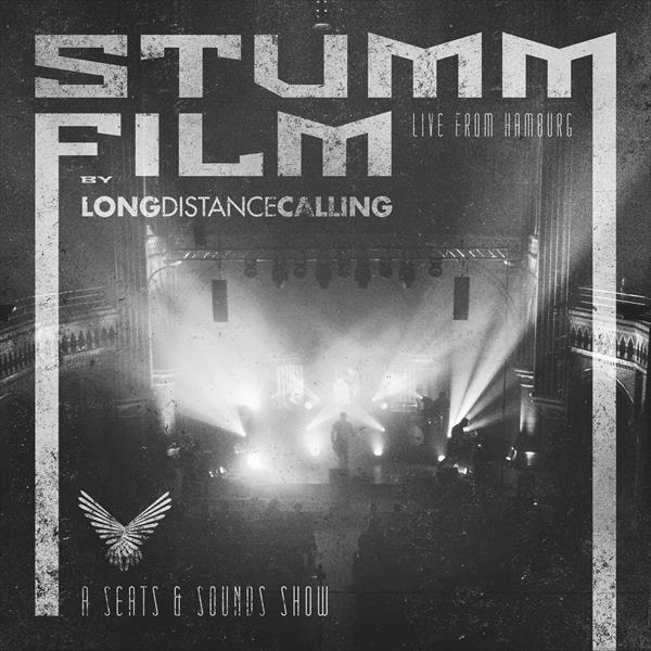 LONG DISTANCE CALLING, stummfilm - live from hamburg cover