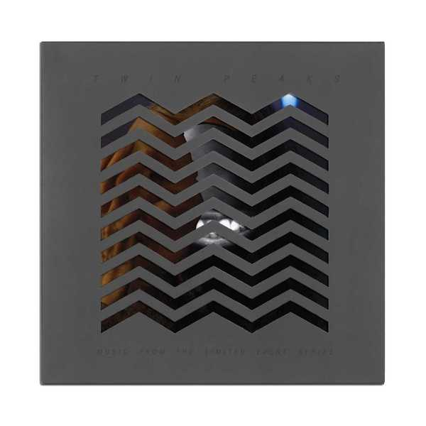 O.S.T., twin peaks: music from limited event series cover