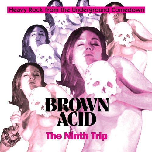 V/A, brown acid: the ninth trip cover