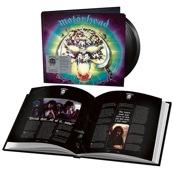 MOTÖRHEAD, overkill (40th anniversary) cover